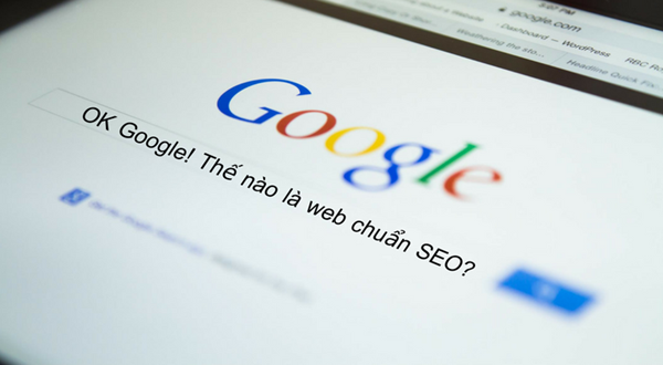 Thế nào là web chuẩn SEO