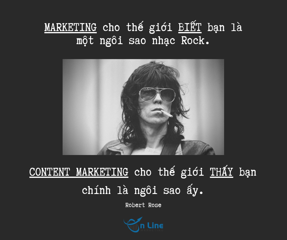 Marketing và content marketing