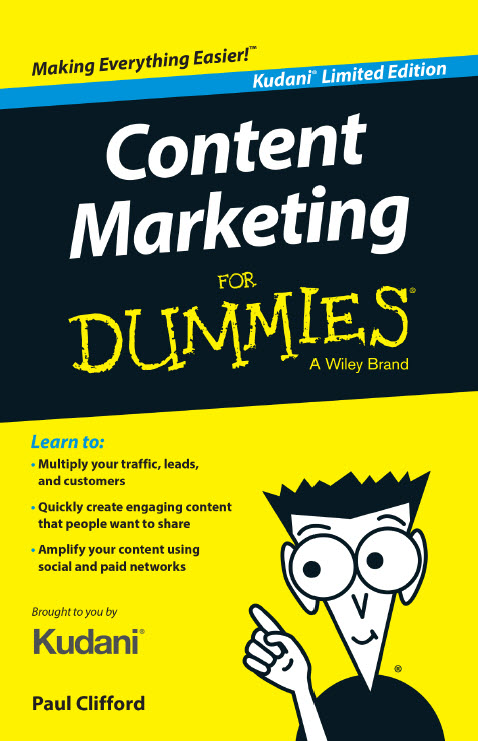 Sách Content marketing for dummies